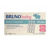 Bruno Baby Damla 5 Ml X 20 Adet