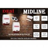 Desi Alarm Desi Midline+siren