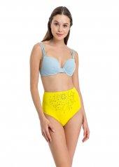 Dagi Kadın Kaplı Bikini Takımı Sarı B0118y0630sr...