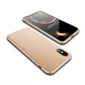 iPhone XS Kılıf 360 Full Korumalı Kapak-2