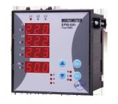 Entes Multimetre Panel Epm 04 96