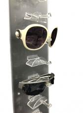 Duvara Monte Akrilik Gözlük Standı Şeffaf-2