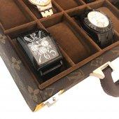 12 Li Özel Tasarım Saat Çantası-2