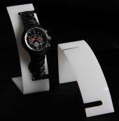 13 Cm Oval Buzlu Saat Standı (50 Adet)-2