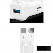 Ttec Speedcharger Qc 3.0 Araç Şarj Aleti + Type C Kablo