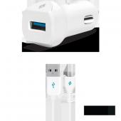 Ttec Speedcharger Qc 3.0 Araç Şarj Aleti + Micro Usb Kablo