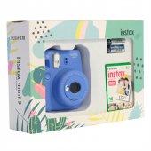 Fujifilm Instax Mini 9 Koyu Mavi Mini Kit-3