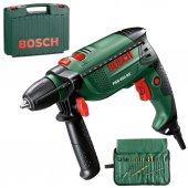 Bosch Psb 650 Re Darbeli Matkap + 19 Parça Set