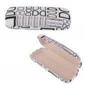 Elya Unisex Metal Sert Gözlük Kabı - Özel Üretim