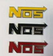 Nos Logo Kırmızı