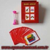 Eğitici Çocuk Oyun Kartları - Hadi Anlat Kendini İfade Etme Oyun -3