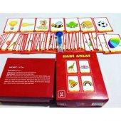 Eğitici Çocuk Oyun Kartları - Hadi Anlat Kendini İfade Etme Oyun -4