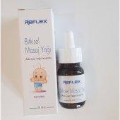 Reflex Bitkisel Masaj Yağı Bebekler İçin 20ml