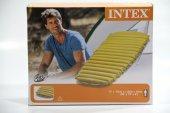 Intex Katlanabilir Kamp Yatağı 76x183x10cm