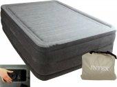 Intex Elektirikli Comfort Plus Yüksek Yatak...