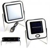 Kamp Lambası Güneş Enerjisi ile VE normal Şarj Edilebilir