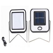 Kamp Lambası Güneş Enerjisi ile VE normal Şarj Edilebilir-2