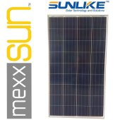 Sunlike 150 Watt 12v Güneş Paneli 25 Yıl Garanti