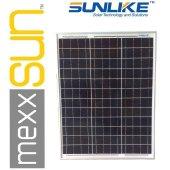 Sunlike 100 Watt 12 V Güneş Paneli 25yıl Garanti