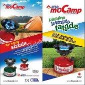 İksa Dağcı Kamp Ocak Piknik Ocağı Çakmak Gazlı _2 YIL GARANTİLİ-2
