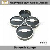 Chevrolet Jant Göbek Arması 55mm