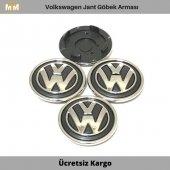 Volkswagen Orjinal Model Jant Göbeği 55mm-2