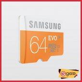 Samsung EVO 64GB Micro-SD Class 10 Hafıza Kartı-2