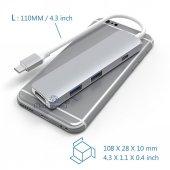 USB C 3.1 HDMI USBx2+Şarj Thunderbolt 3 Yeni MacBook Pro Touchbar-9