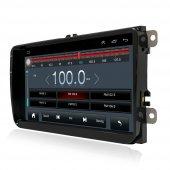 Volkswagen Android Multimedya Navigasyon Ekranlı Oem Teyp-2