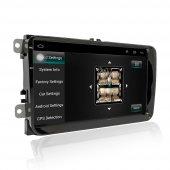 Volkswagen Android Multimedya Navigasyon Ekranlı Oem Teyp-3
