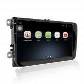 Volkswagen Android Multimedya Navigasyon Ekranlı Oem Teyp-7