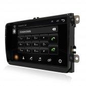 Volkswagen Android Multimedya Navigasyon Ekranlı Oem Teyp-11