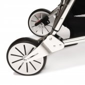 Norfolk Baby Prelude Special Edition Air Luxury Çift Yönlü Bebek Arabası - Lacivert-6