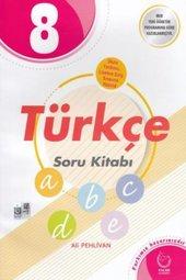 8.Sınıf Türkçe Soru Kitabı Palme Yayınevi