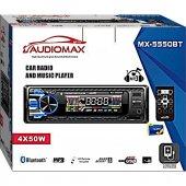 Audıomax Mx 5550 Bt Oto Teyp Usb Telefon Şarj Özeliği Bluetooht