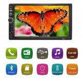 Audiomax 7 Inc Fm Usb Aux Bluetooth Mp5 Oto Teyp