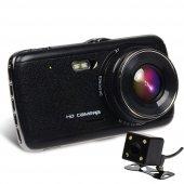 4inç Geniş Ekran Hd 1080p Araç Kamerası Arka Görüş Park Kameralı