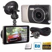 4 İnç Full Hd Araç İçi Kamera Geri Görüş Park Kameralı