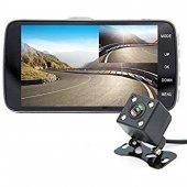 4 İnç Full Hd Araç İçi Kamera Geri Görüş Park Kameralı-3
