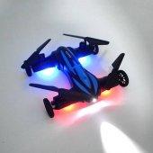 Lhx 21 2.4 Ghz Şarjlı Kamerasız Drone Araba Hem Drone Hem Kumandalı Araba
