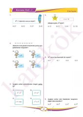 5.Sınıf Matematik Soru Bankası Karekök Yayınları-4
