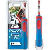 Oral B Stages Şarj Edilebilir Diş Fırçası Çocuklar...