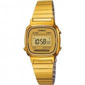 Casio La670wga 9df Kadın Kol Saati
