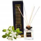Pelara Portakal Çiçeği Natural Bambu Çubuklu...