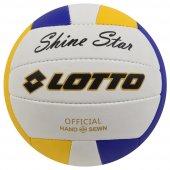 Lotto R4350 El Dikişli Voleybol Topu Sarı Beyaz
