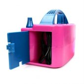 Çift Çıkışlı Elektrikli Balon Şişirme Pompası + 100 ADET BALON-3