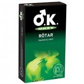 Okey Rötar Prezervatif 10 Lu Paket
