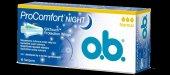 O.b. Procomfort Night Normal Tampon 16lı