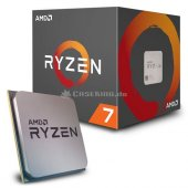 Amd Am4 Ryzen 7 2700x 3.7ghz 20mb 8çekirdekli 105w...