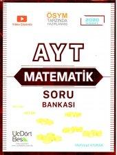 345 Yayınları Ayt Matematik Soru Bankası 2020...